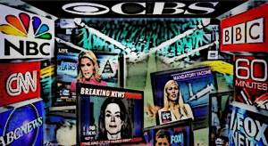 Less than 40% of Americans think the mainstream media's stories are accurate