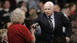 """FLASHBACK: NYT Article from 2000 hints at John McCain being a """"shadow liberal"""""""