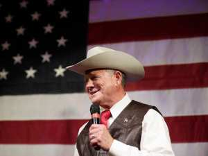 "Roy Moore:""The Obama-Clinton Machine's liberal media lapdogs just launched the most vicious and nasty round of attacks"""