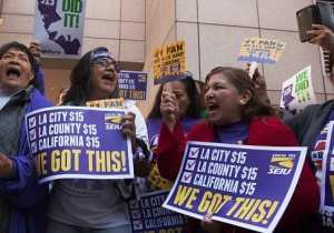 Analysis: A $15 Minimum Wage Will Cost California 400,000 Jobs