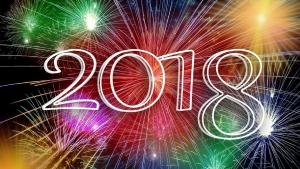 The Palmieri Report: Happy 2018!