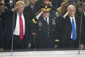 Should Trump ask for a Grand Military Parade?