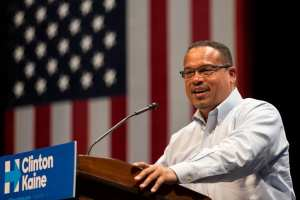 Ellison Attended Private Dinner With Iranian President and Louis Farrakhan in 2013