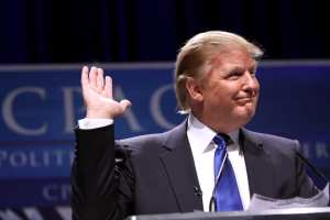 Trump hints at using Military to build Border Wall