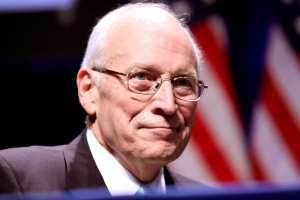 DICKY! Dick Cheney called Trump to thank him for pardoning Scooter Libby