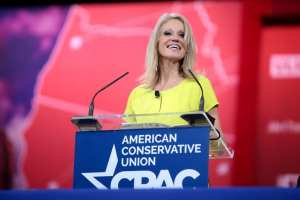 Book: Kellyanne Conway number one WH leaker