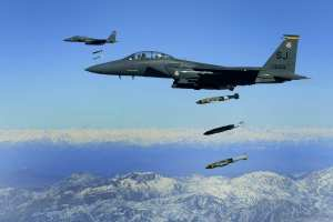Source: U.S Led coalition to strike Syria within the next 24 hours