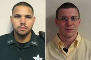 Two Florida cops gunned down in broad daylight