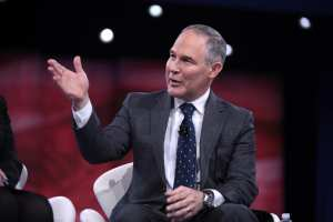 SOURCES: Most Of What EPA's Leaker Told Dems About Scott Pruitt Is 'False'