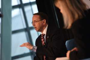 CONGRESSMAN: ROSENSTEIN IS SPYING ON ME