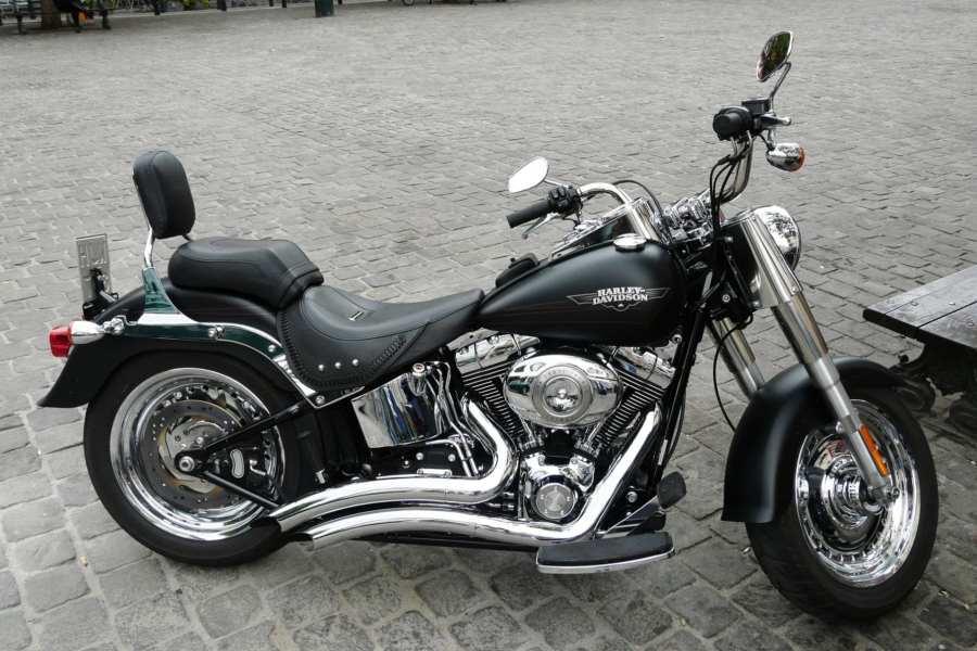 TRUMP WAS RIGHT: Harley Davidson U.S Sales down 6.4%