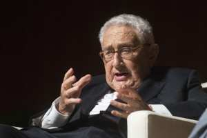Report: Henry Kissinger told Trump to use Russia to contain China