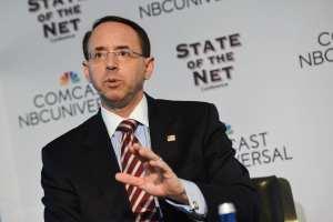 11 GOP lawmakers support resolution to impeach Rod Rosenstein