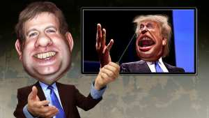 Frank Luntz destroys Omarosa's claim Trump used the N-word
