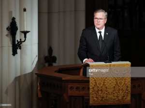 LOW ENERGY JEB! Immigration control advocates 'threatened' by 'less white' country