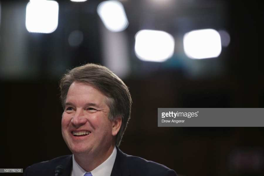 SHOCK-POLL! Only 25% of Women believe accusations against Kavanaugh