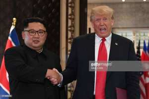 Peace? Kim Jong-un sends letter requesting 2nd meeting with Trump
