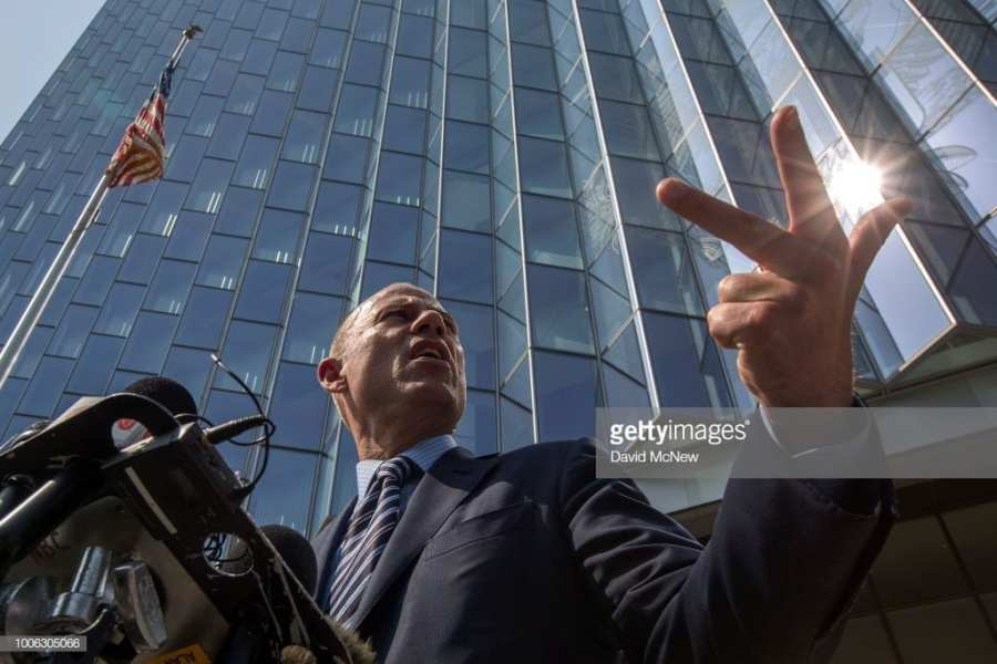 SHOCK-CLAIM! Avenatti was pranked by 4Chan user, ACCUSER IS FAKE