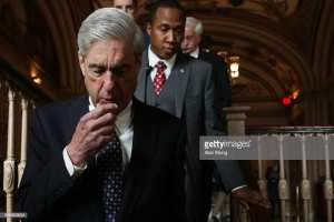 BOOM! Mueller telling friends he didn't collude with Russia