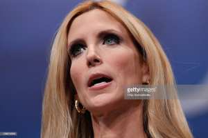 ANN COULTER! 'I do believe the victim','The victim is Brett Kavanaugh.'