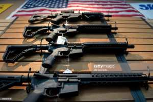 POLL! 57% of Americans oppose Assault Weapons Ban