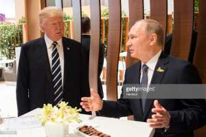 REPORT! Putin has been invited to the WH