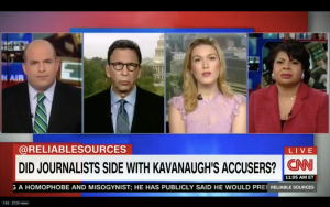 WATCH! Former CNN Bureau Chief blasts MSM Kavanaugh reporting