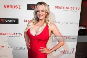 STORM OVER! Federal Judge DISMISSES Stormy Daniels' defamation lawsuit against Trump