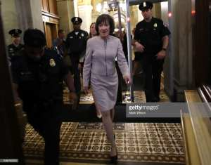 OLD MEDIA MELTS! MSM loses it over Susan Collins' YES vote