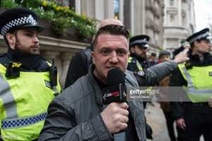 CAUGHT! Two reporters caught purposely downplaying number of attendees at Pro-Tommy Robinson rally