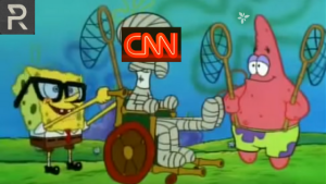 CNN's October ratings lower then the Hallmark channel and Nickelodeon