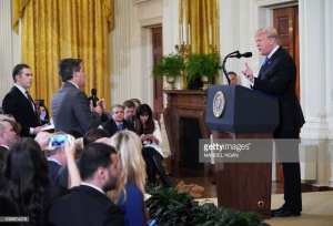 1984! CNN blames WH for 'editing' REAL video of Acosta tomahawk