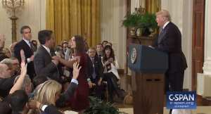 BOOM! Jim Acosta suspended from WH