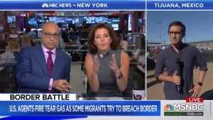 MSNBC ADMITS! Most caravan aliens 'men who are not seeking asylum'