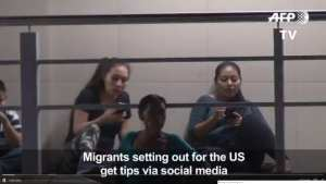 REPORT! El Salvador caravan forming via SOCIAL MEDIA