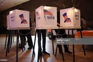 GOP early voting turnout up 122k from 2016