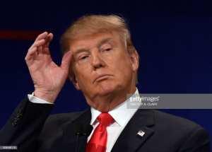 Trump once again hints at declassifying Russia docs