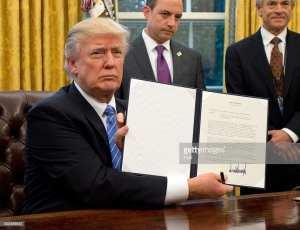 READ! Trump issues Presidental Proclamation regarding US border