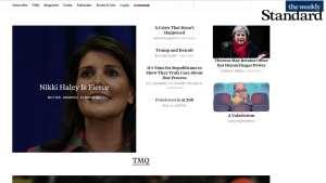 SAD! Never-Trump Weekly Standard shutting down