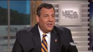 Chris Christie declines COS role