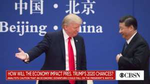 President Trump tweets deal with China 'moving along very well'