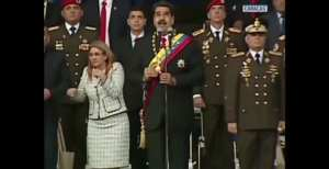 SOCIALISM! Maduro whines US trying to overthrow his 'Democracy'