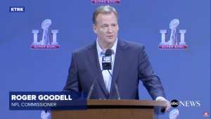 NFL comes out in support of Trump's prison reform bill