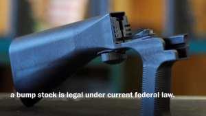 BUMP STOCKS USELESS, BUT BAN IS DANGEROUS PRECEDENT