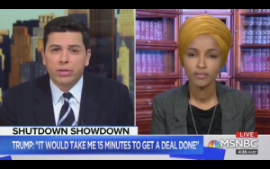 Rep. Ilhan Omar falsely claimed she wasn't vague about Pro-BDS stance