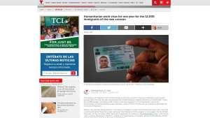 TELEMUNDO! Nearly 12k migrants entered Mexico