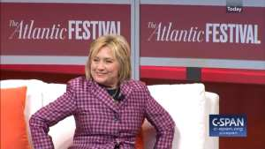 Hillary Clinton might be running in 2020