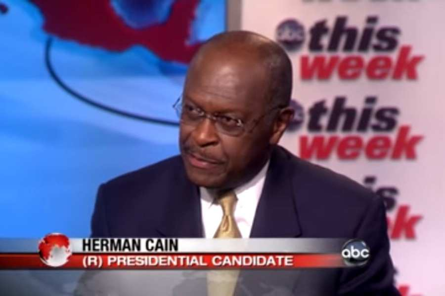 Herman Cain rumored as Trump pick for Fed Reserve board