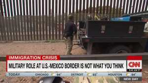 Pentagon sending 250 troops to Border Town