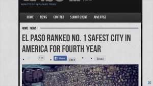 WATCH! Experts say El Paso is home of Narco-Terror partnership